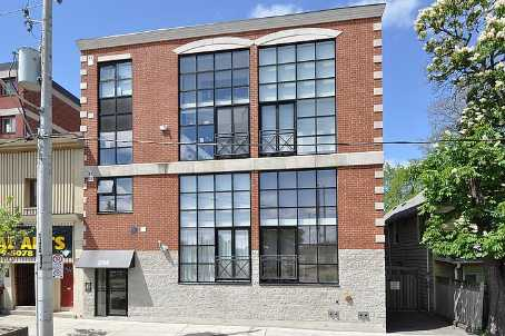 Upper Beaches Lofts
