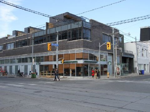 2 Ossington Lofts