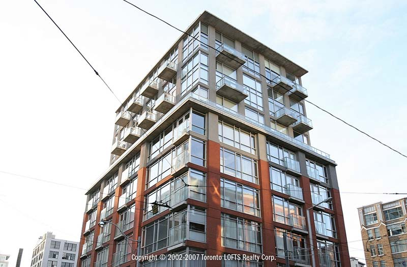 Charlotte Lofts-36 Charlotte St #PH01