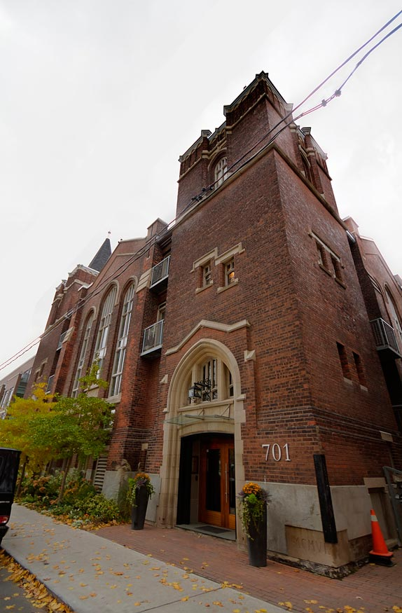 Church Lofts-701 Dovercourt Rd #203