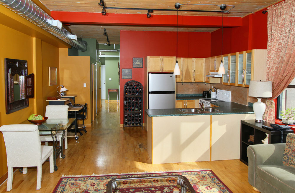 Richmond Mews Lofts-287 Richmond St E #201