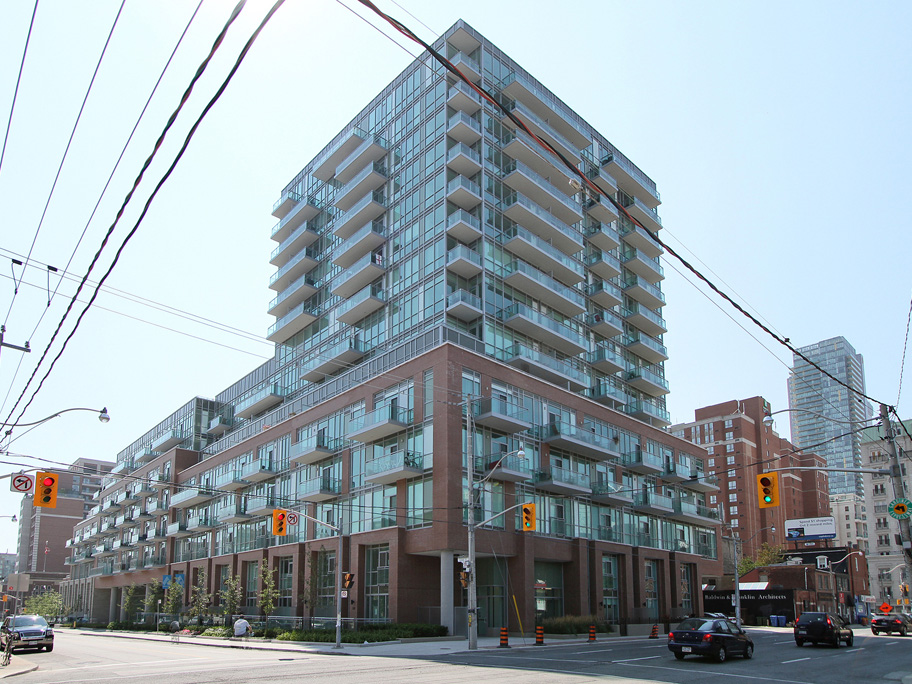 Vu Condos and Lofts-112-116 George St #S524