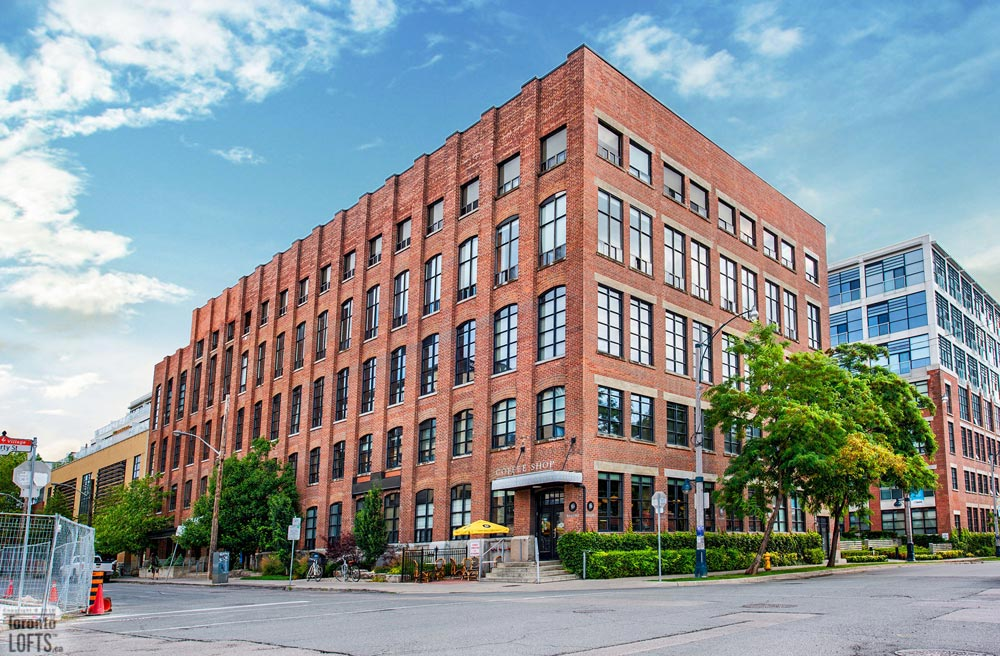 Toy Factory Lofts-43 Hanna Ave #516