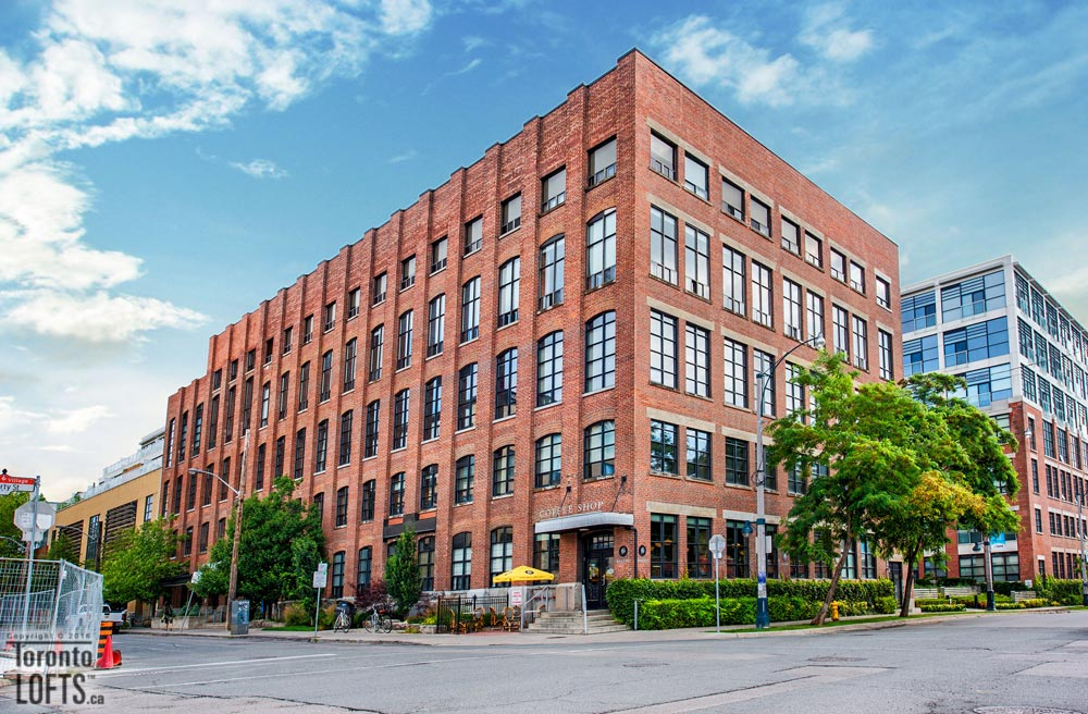 Toy Factory Lofts-43 Hanna Ave #127