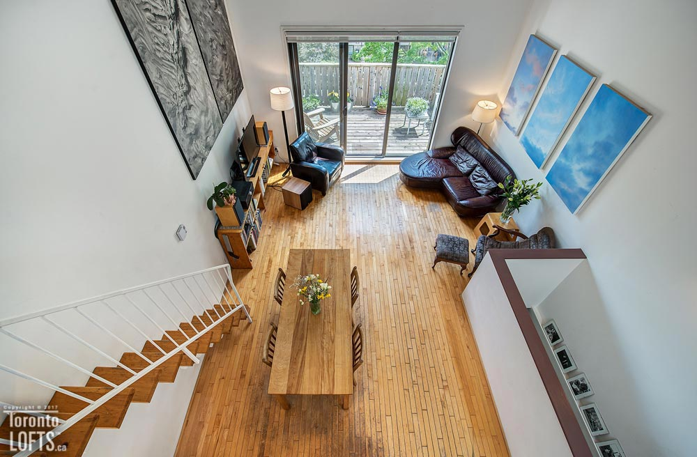 St. Clarens Lofts-686-692 St. Clarens Ave #688