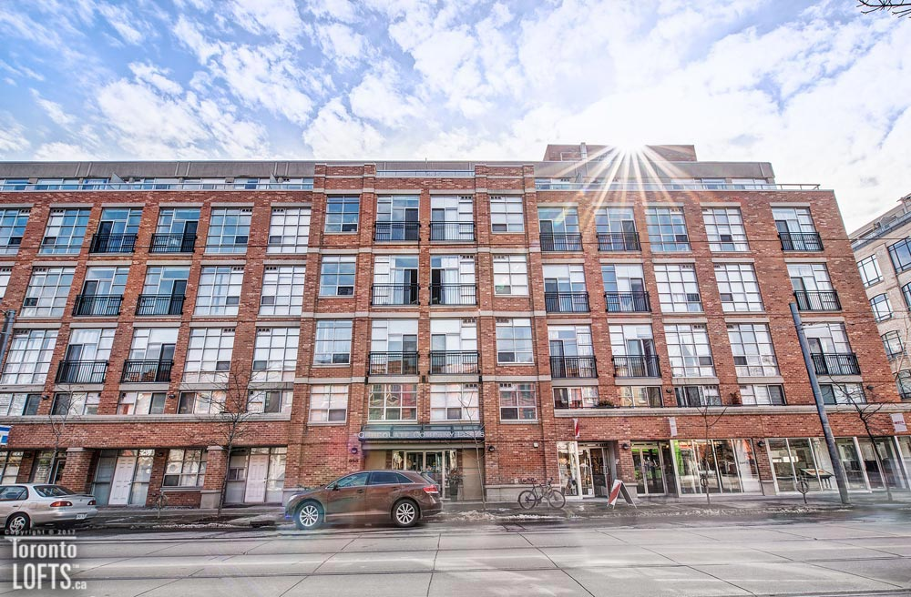 Chocolate Lofts-955 Queen St W #507