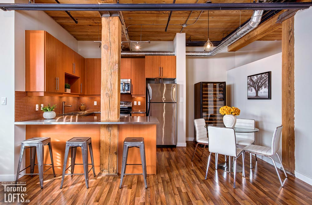 Feather Factory Lofts-2154 Dundas St W #107