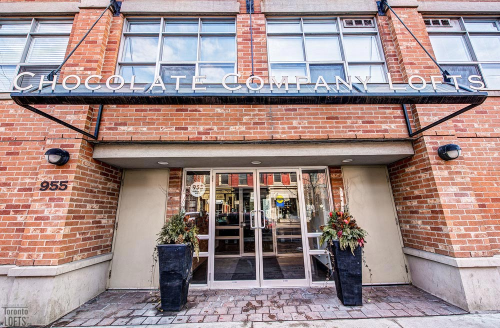 Chocolate Lofts-955 Queen St W #401