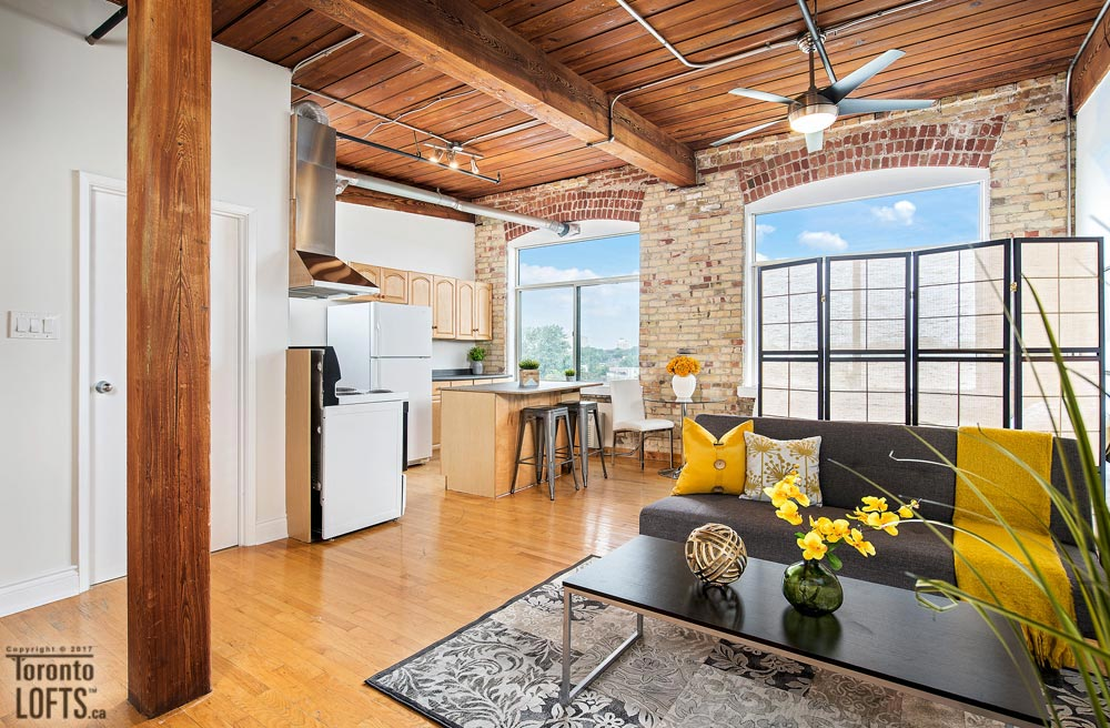 Noble Court Lofts-24 Noble St #510