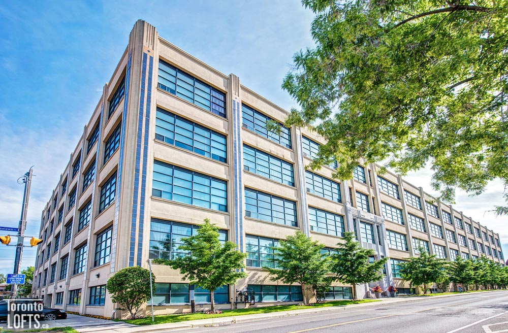 Forest Hill Lofts-1001 Roselawn Ave #112