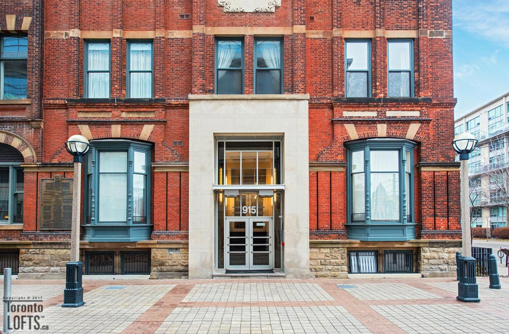 Massey Harris Lofts-915 King St W #407