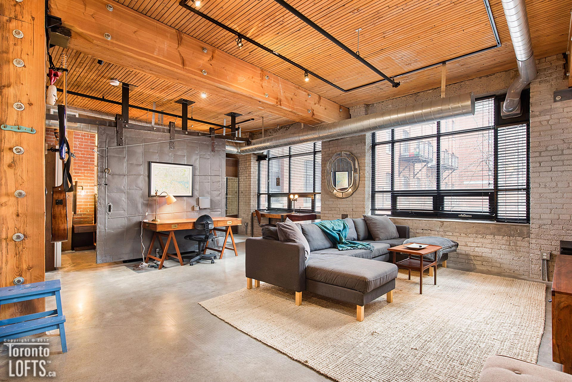 Broadview Lofts-68 Broadview Ave #201