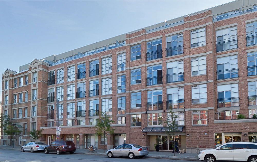 Chocolate Lofts-955 Queen St W #214