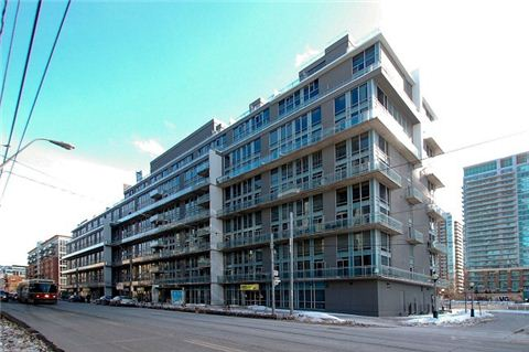 Electra Lofts-1029 King St W #638
